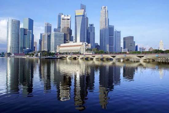 10 πανέμορφες πόλεις καθρεφτίζονται στο νερό (9)