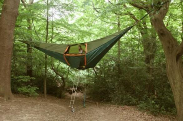 Πρωτοποριακή κρεμαστή σκηνή camping (1)