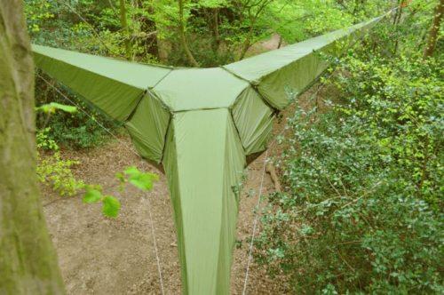 Πρωτοποριακή κρεμαστή σκηνή camping (5)