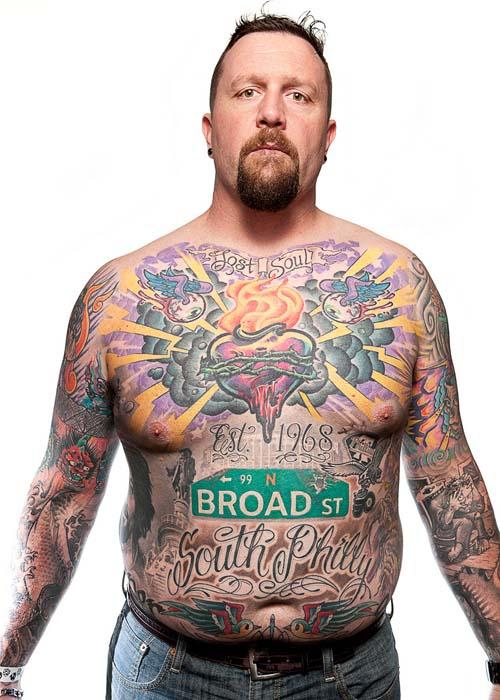 Μοναδικά τατουάζ από Tattoo Festival στη Philadelphia (10)