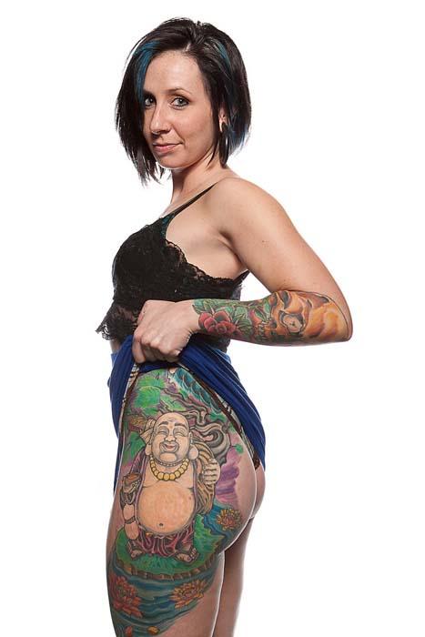 Μοναδικά τατουάζ από Tattoo Festival στη Philadelphia (18)