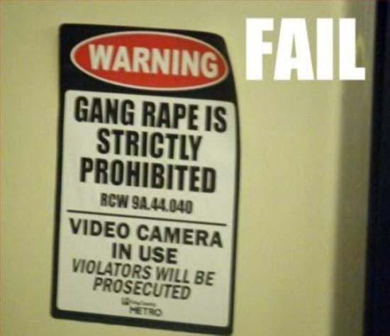 Τρομακτικές πινακίδες (2)