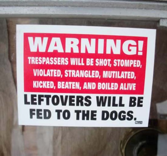 Τρομακτικές πινακίδες (4)