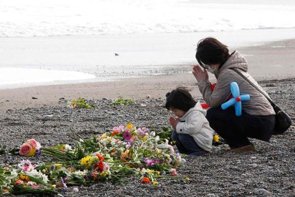 Έναν χρόνο μετά τον καταστροφικό σεισμό και τσουνάμι στην Ιαπωνία