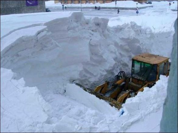 Χειμώνας στη Σιβηρία (1)