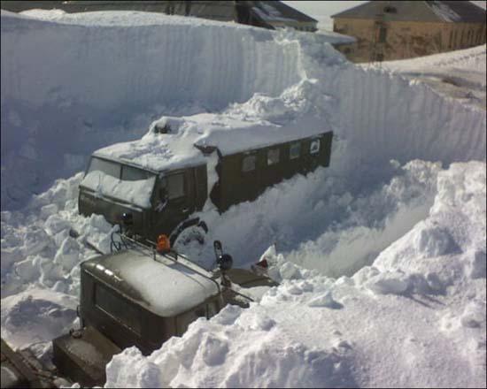 Χειμώνας στη Σιβηρία (2)