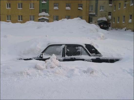Χειμώνας στη Σιβηρία (3)