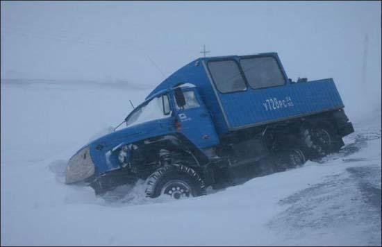 Χειμώνας στη Σιβηρία (5)