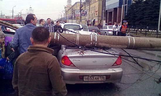 Αναπάντεχο τροχαίο ατύχημα στη Ρωσία (7)