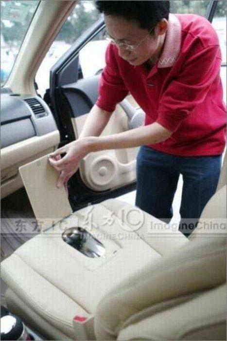 Απίστευτο κι όμως αληθινό αξεσουάρ αυτοκινήτου (4)