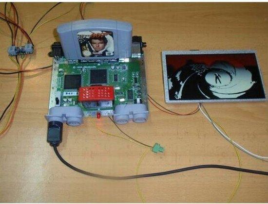 Η απίθανη μετατροπή ενός Nintendo 64 (6)