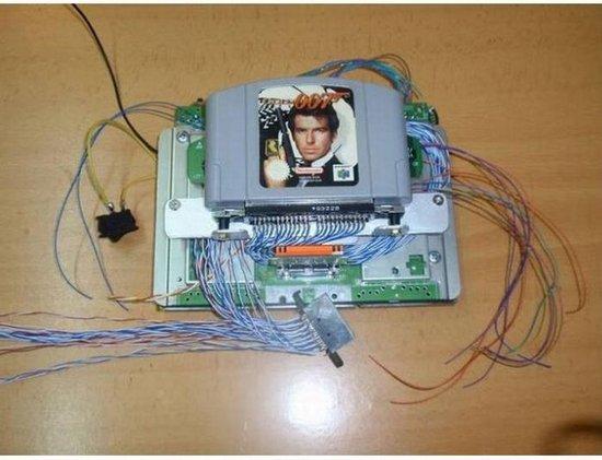 Η απίθανη μετατροπή ενός Nintendo 64 (7)