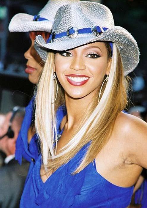 Beyonce: 2001-2011 μέσα από φωτογραφίες (1)