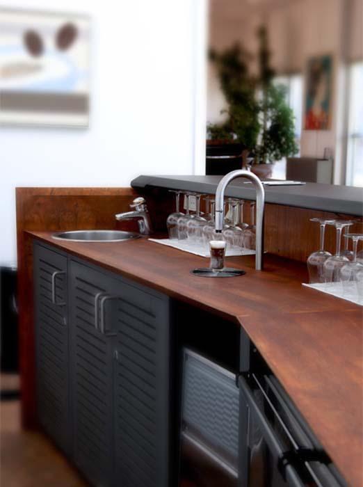 Coffee Faucet: Εντυπωσιακή μοντέρνα καφετιέρα (6)