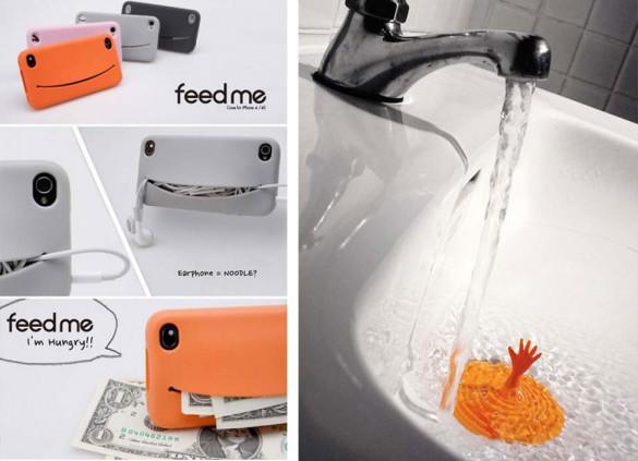 Δημιουργικά προϊόντα που θα σας εντυπωσιάσουν
