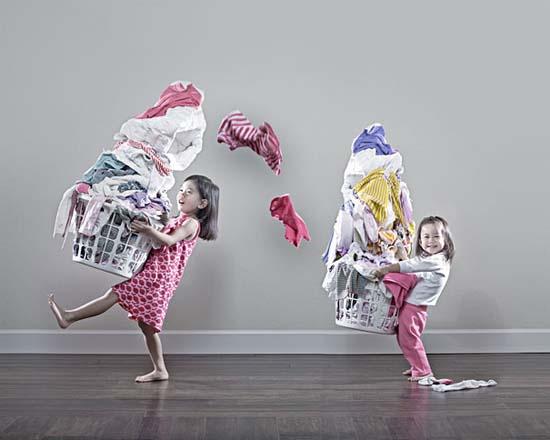 Δημιουργικός πατέρας φωτογράφος βγάζει εκπληκτικές φωτογραφίες με τις κόρες του (5)