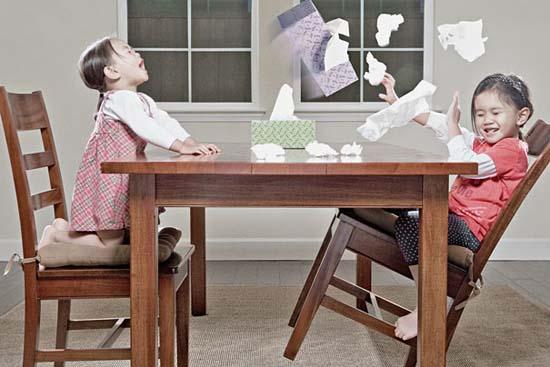 Δημιουργικός πατέρας φωτογράφος βγάζει εκπληκτικές φωτογραφίες με τις κόρες του (14)