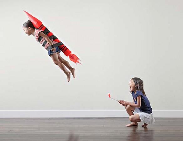 Δημιουργικός πατέρας φωτογράφος βγάζει εκπληκτικές φωτογραφίες με τις κόρες του (15)