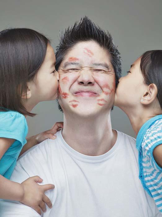 Δημιουργικός πατέρας φωτογράφος βγάζει εκπληκτικές φωτογραφίες με τις κόρες του (24)