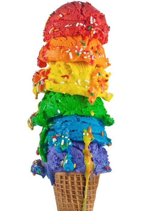 Φαγητά στα χρώματα του ουράνιου τόξου (2)