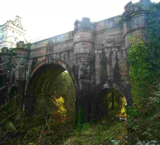 Μια γέφυρα που είναι διάσημη για αυτοκτονίες σκύλων (2)
