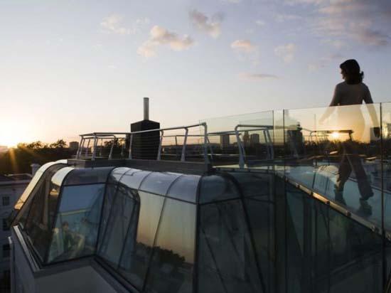 Εντυπωσιακό γυάλινο ρετιρέ στο Notting Hill (4)