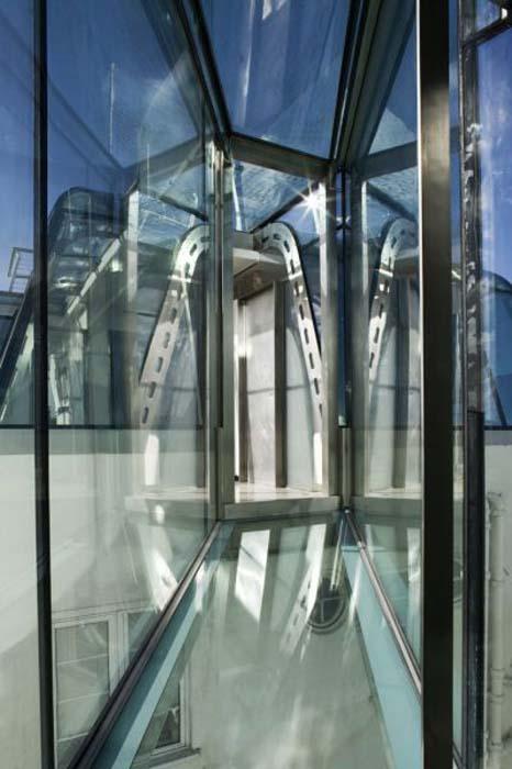 Εντυπωσιακό γυάλινο ρετιρέ στο Notting Hill (14)