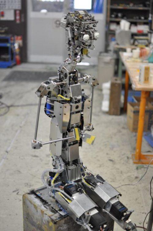 Γυναίκα ρομπότ που μοιάζει σχεδόν αληθινή (3)