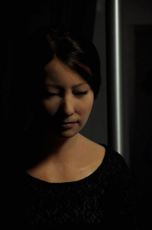 Γυναίκα ρομπότ που μοιάζει σχεδόν αληθινή (6)