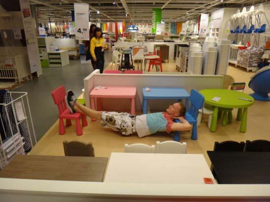 Hangmatting (2)