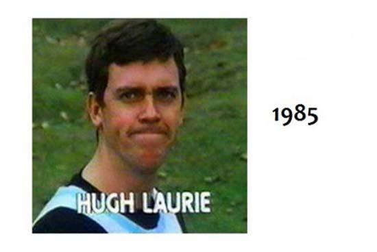 Hugh Laurie - «Dr House»: 1985-2012 μέσα από φωτογραφίες (1)