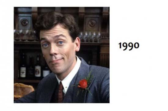 Hugh Laurie - «Dr House»: 1985-2012 μέσα από φωτογραφίες (2)