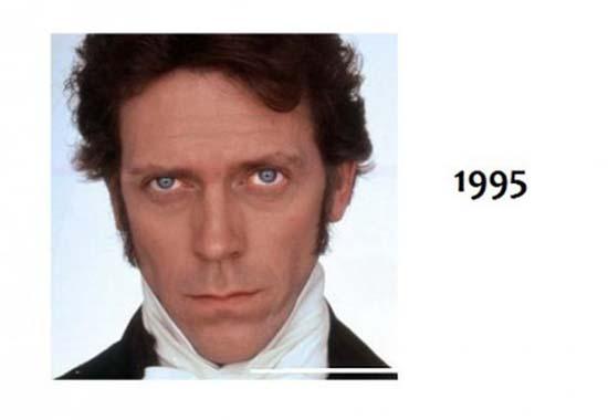 Hugh Laurie - «Dr House»: 1985-2012 μέσα από φωτογραφίες (3)