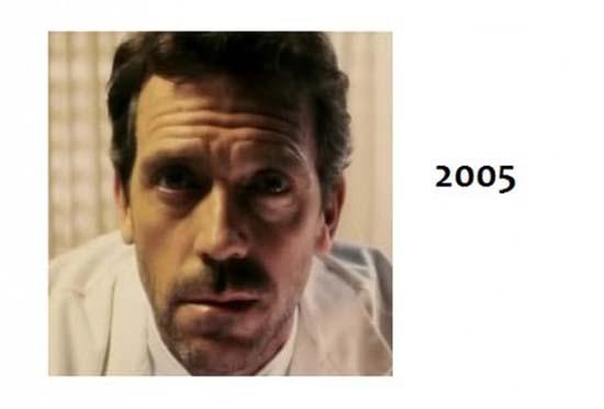 Hugh Laurie - «Dr House»: 1985-2012 μέσα από φωτογραφίες (5)