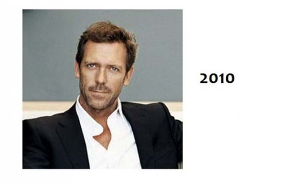 Hugh Laurie - «Dr House»: 1985-2012 μέσα από φωτογραφίες (6)