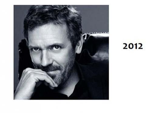 Hugh Laurie - «Dr House»: 1985-2012 μέσα από φωτογραφίες (7)