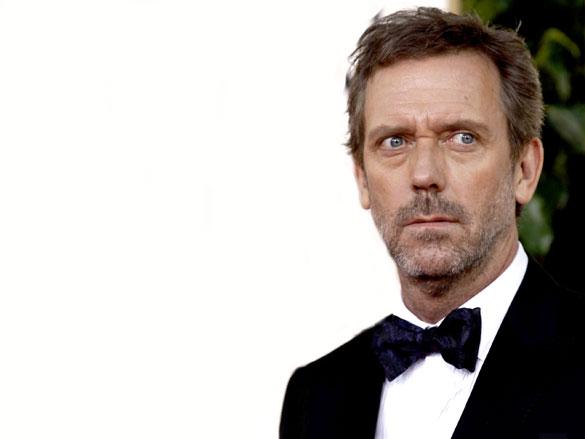 Hugh Laurie - «Dr House»: 1985-2012 μέσα από φωτογραφίες (8)