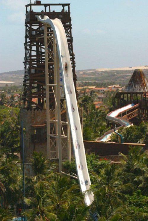 Insano: Η ψηλότερη νεροτσουλήθρα στον κόσμο (7)