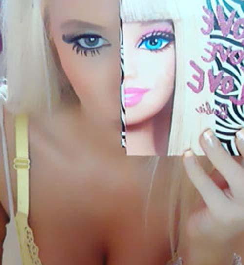 Laura Catherine Vinicombe: Το κορίτσι «Barbie» (8)