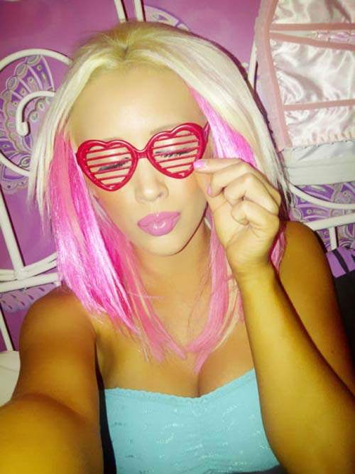 Laura Catherine Vinicombe: Το κορίτσι «Barbie» (14)