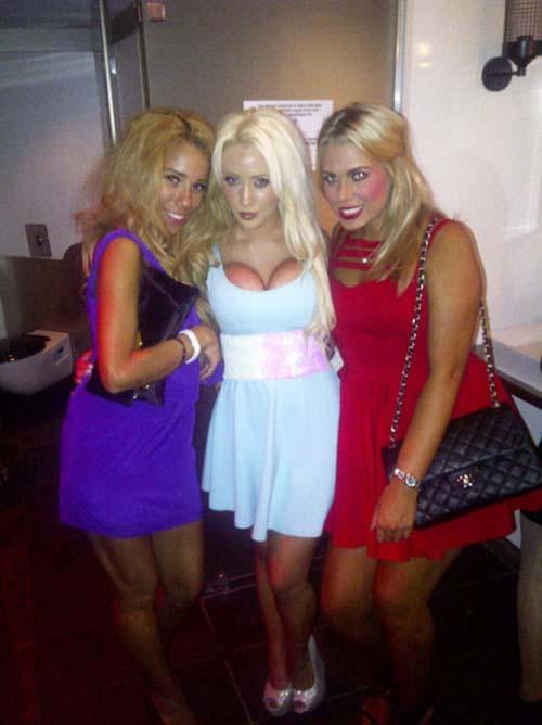Laura Catherine Vinicombe: Το κορίτσι «Barbie» (26)
