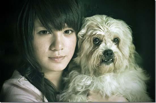 Ένα κορίτσι και ο σκύλος του 10 χρόνια μετά (3)