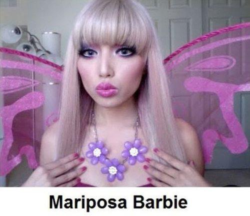 Απίστευτες μεταμορφώσεις νεαρής γυναίκας σε διάσημα πρόσωπα (4)