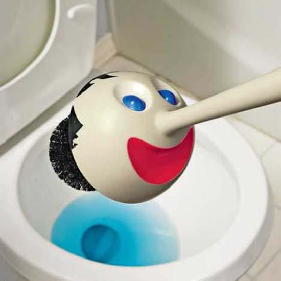 Τα πιο παράξενα σκουπάκια τουαλέτας (5)