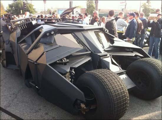 Η παρέλαση των Batmobiles (1)