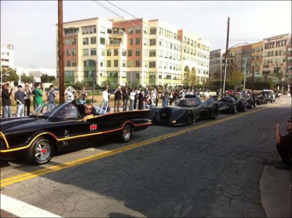 Η παρέλαση των Batmobiles (2)
