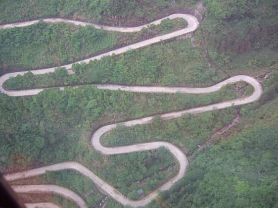 Ο πιο επικίνδυνος δρόμος στην Κίνα (5)