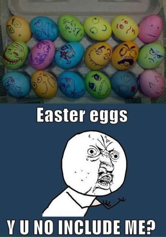 Τα πιο παράξενα πασχαλινά αυγά (2)
