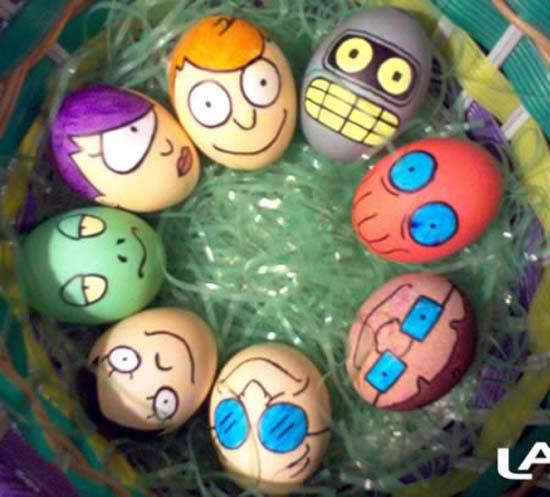 Τα πιο παράξενα πασχαλινά αυγά (10)