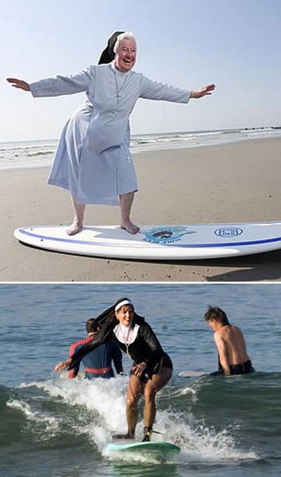 Οι 10 πιο παράξενοι surfers (10)